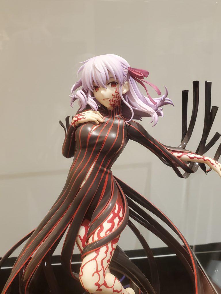 黒桜のフィギュア