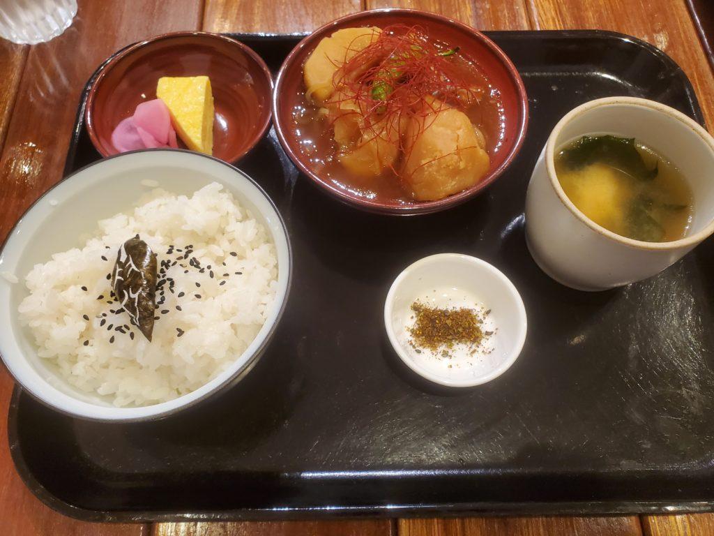 士郎の和食膳