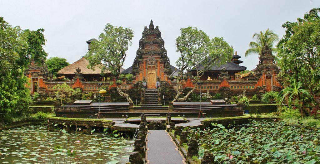 インドネシアの教会