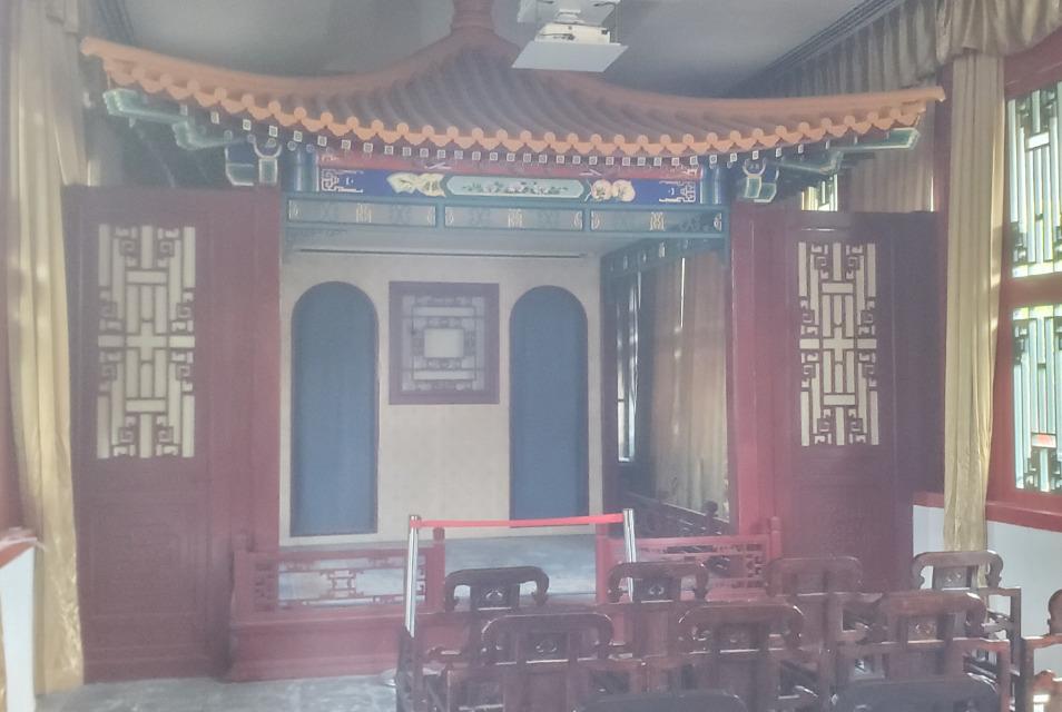 瀋陽故宮の仰熙殿