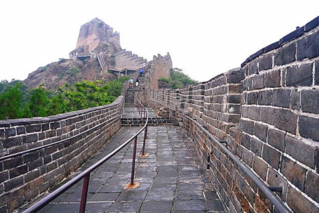 角山長城,万里の長城