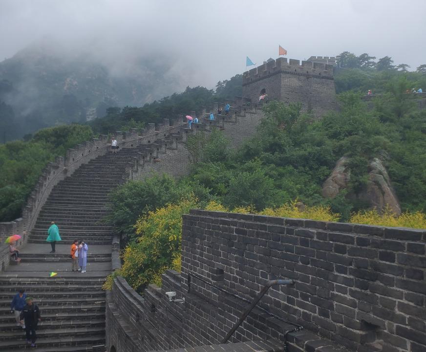 九門口の長城